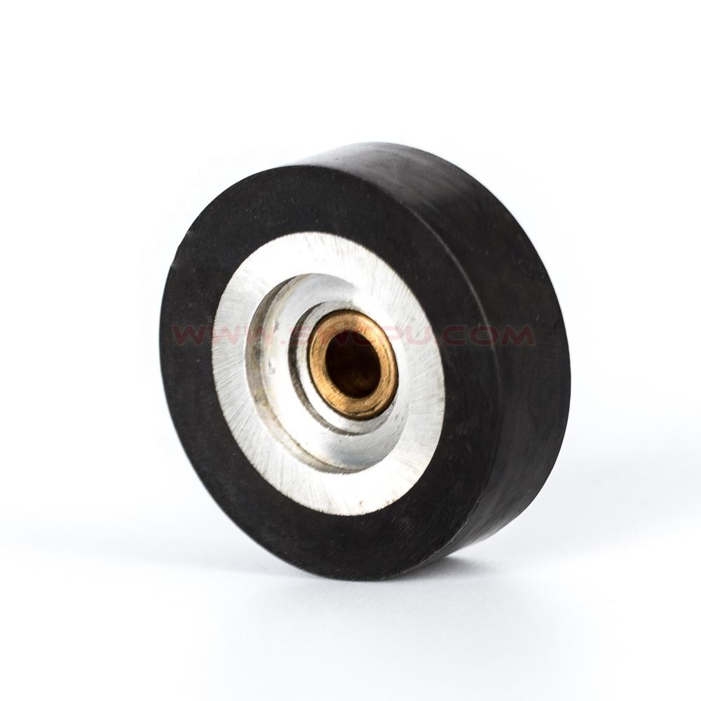 Custom industrial universal nylon pulley bearing