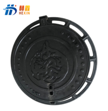 wholesale price ductile iron foundry casting manhole cover