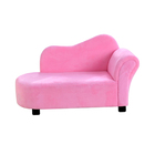 Comfortable baby sofa single children couch kids furniture
