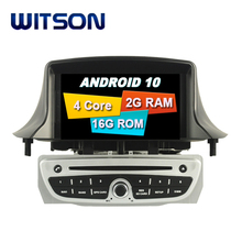 WITSON Quad-Core <span class=keywords><strong>Android</strong></span> 10,0 GPS reproductor <span class=keywords><strong>de</strong></span> <span class=keywords><strong>DVD</strong></span> <span class=keywords><strong>del</strong></span> <span class=keywords><strong>coche</strong></span> para RENAULT Megane III, fluencia <span class=keywords><strong>de</strong></span> 2009-2011 <span class=keywords><strong>de</strong></span> Audio <span class=keywords><strong>de</strong></span> <span class=keywords><strong>coche</strong></span> sistema Multimedia