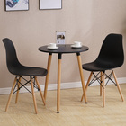 Chair Chairs Design Wooden Plastic Design Chair Hot Sell High Quality Plastic Chair With Eme Wood Legs Dining Chairs Nordic Design Chair