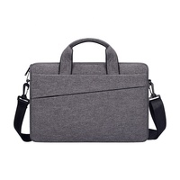 Pink Black Grey Dark Gray 13 14 15 Inch Sling Strap Laptop Notebook Sleeve Bag