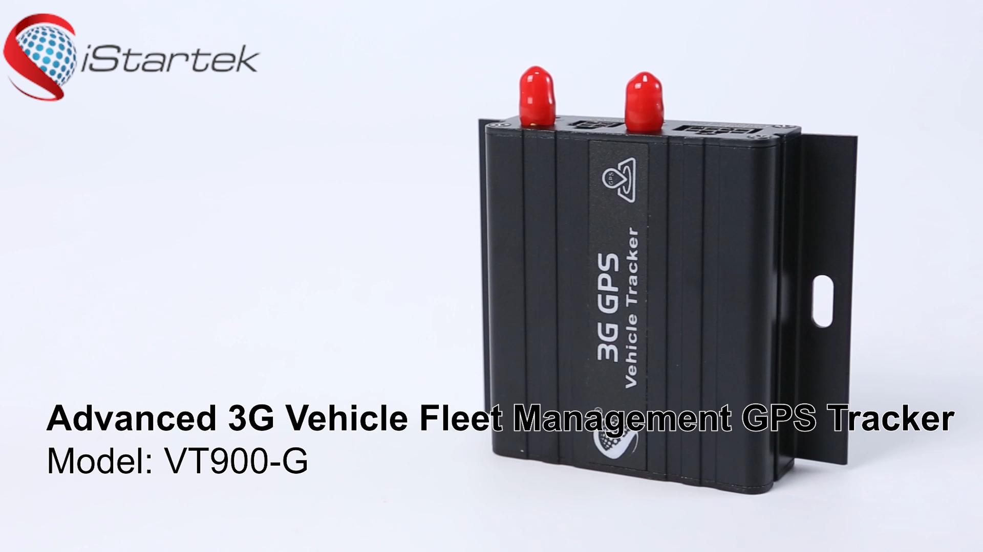 Китай RFID система слежения устройство WCDMA 3G автомобиль gps трекер с датчиком температуры отключение двигателя