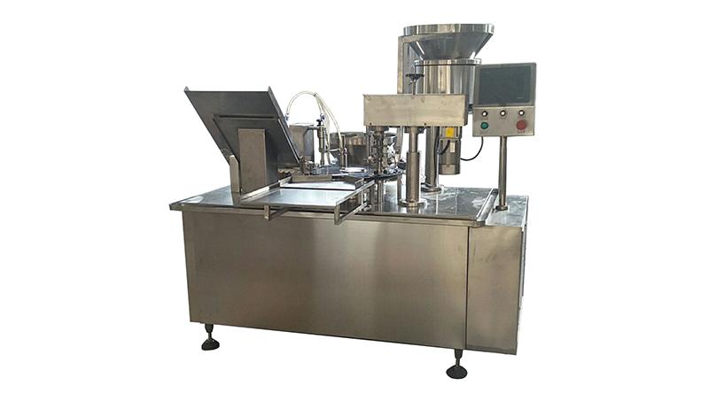 KGF-40 स्वत: तरल शीशी भरने की मशीन/भरने की मशीन