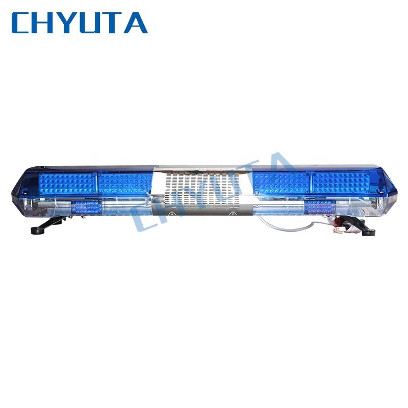Blau helle strobe blinkt 12V 24V notfall led lichtbalken für fahrzeug krankenwagen lichtbalken rooftop warnung licht