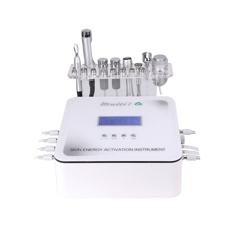 Skin Energy Activation Instrument Micro Current Facial Machine.display
