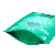 High quality barrier pouch bag zipper flat bottom laminating plastic bag with hang hole easy carry