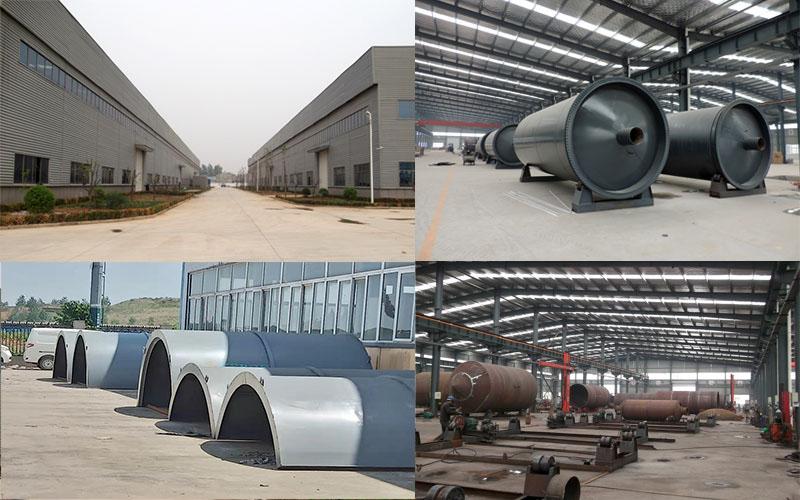 סין ספק פסולת שמן Distiller כדי דיזל עם הסמכת ISO למכירה
