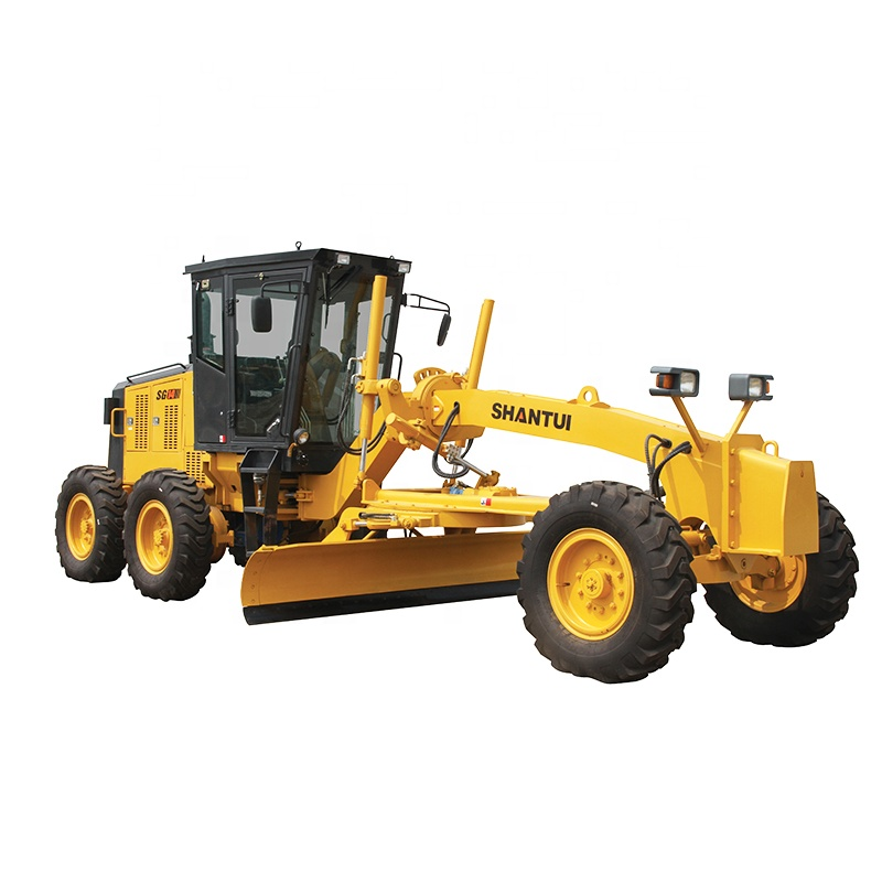 SHANTUI Construction different types of ground leveling motor grader