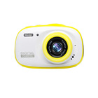 < 10x Video Camera Kids Wholesale Kids Toy Yellow Waterproof IP68 3M Video Digital Camera for Children