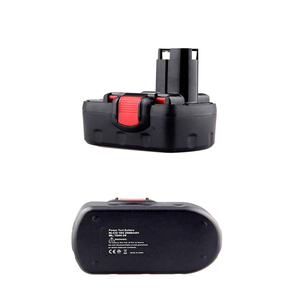 Replacement for boschs 18v cordless drill battery pack power tool rechargeable battery