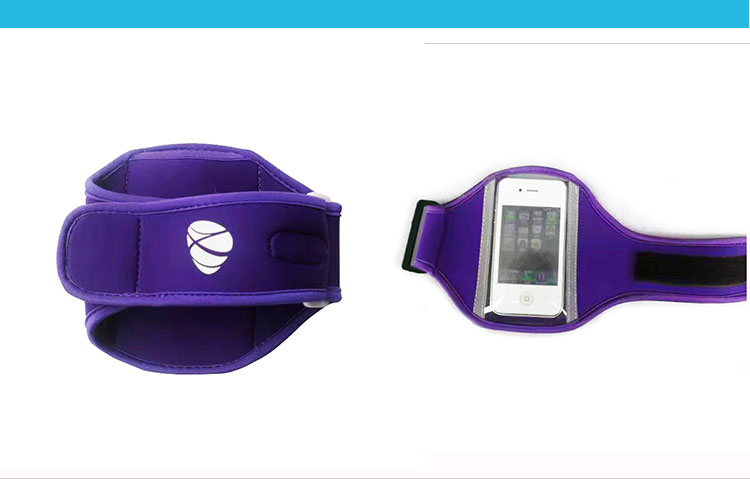 Hot Sales Fashion portable waterproof running phone sport Phone armband