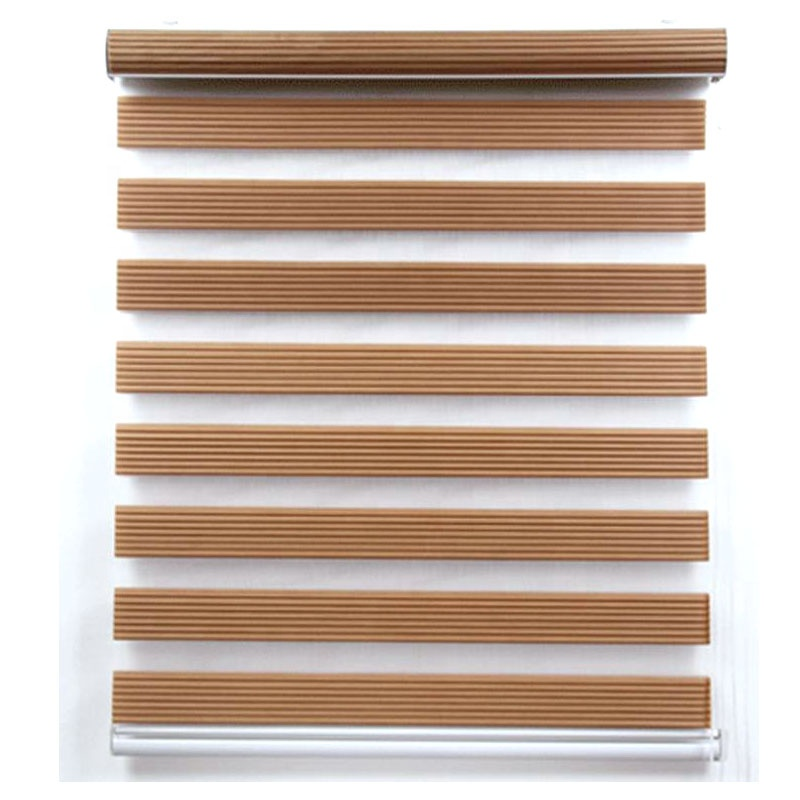 Roller Type Of Zebra Blinds Fabric For Window Blinds