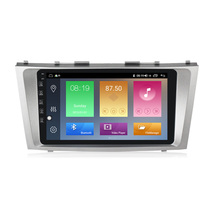 Navifly 4G Lte <span class=keywords><strong>Android</strong></span> 10 Octa Core 4 + 64G Video Auto per Toyota <span class=keywords><strong>Camry</strong></span> 07-11 di Navigazione per Auto Multimedia Ips Dsp Built-in Carplay