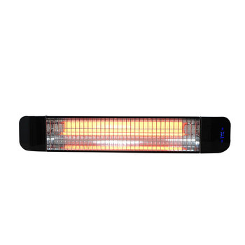 IP65 High efficiency fast heating carbon fiber wall mounted electric infrared heater