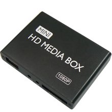 Mini Full HD 1080 P <span class=keywords><strong>Sd</strong></span> Kartu USB Media Player untuk TV HDMI dengan HDD HDMI Media Player TV Box