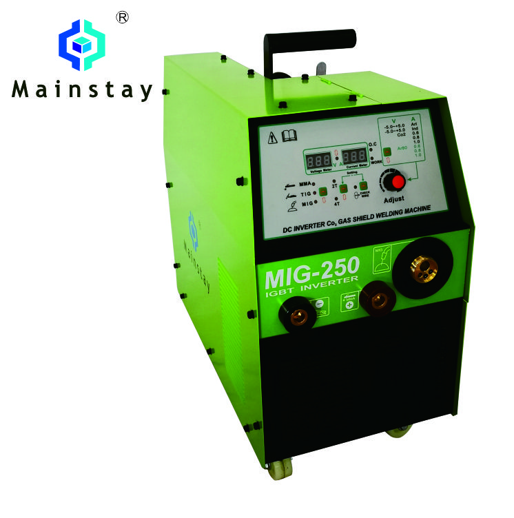 DC inverter mig 250  welder for sale inverter welding machine manufacturer