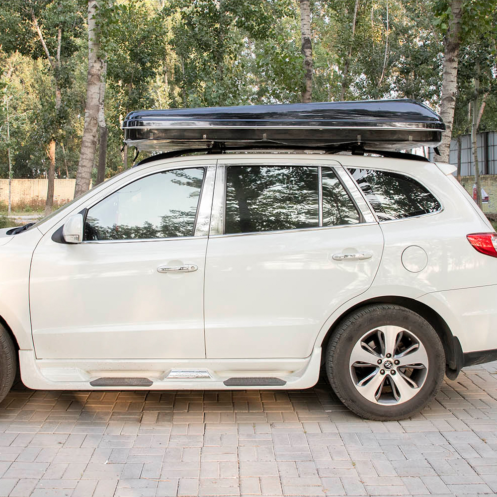Maggiolina Fiberglass Camping Hard Shell 4x4 SUV Car Top Roof Tent For Sale