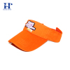 Headband exterior customized 3d embroidery sun visor high crown sports visor caps wholesale for summer