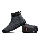 Sock Martin Boots Mens Snow Boot Leather Snow Shoes