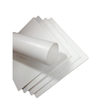 high insulation Natural Color Chemical Resistant high lubrication 100%virgin expanded ptfe sheet