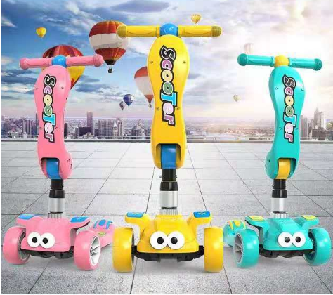 China supplier 2020 new arrivals new products amazon best seller popular trending kick scooter for kids kick scooter