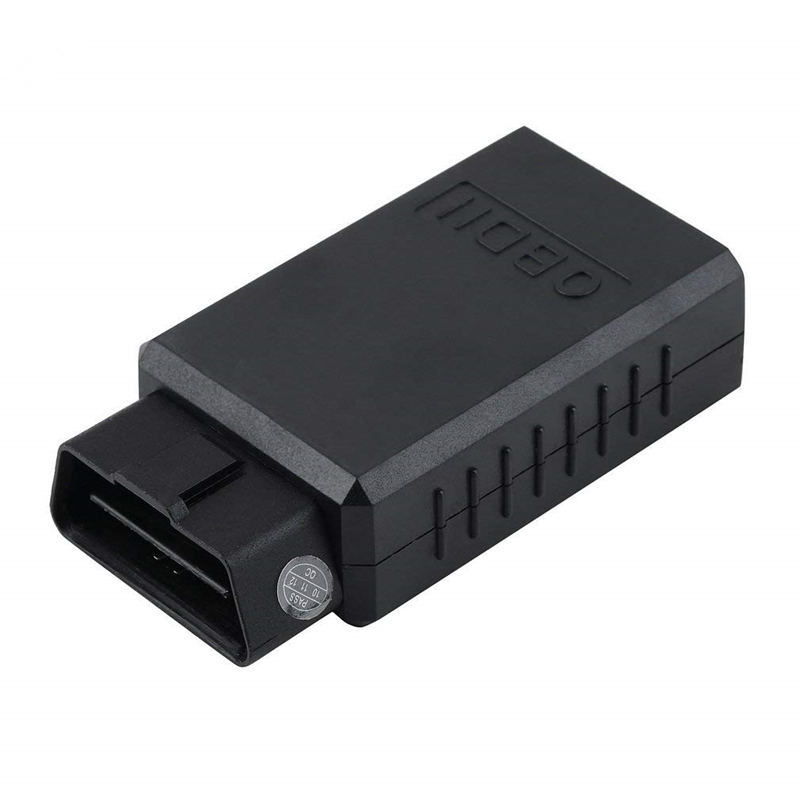 ELM327 WiFi OBD2 OBDII Auto Diagnostica Scanner Tool Adattatore Per iPhone/Android/PC obd2 scanner