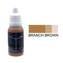 Tak Bruin, <span class=keywords><strong>Professionele</strong></span> Make-Up Pigment Wenkbrauwen Eyeliners Lippen Pigment Tint Blanc Korea