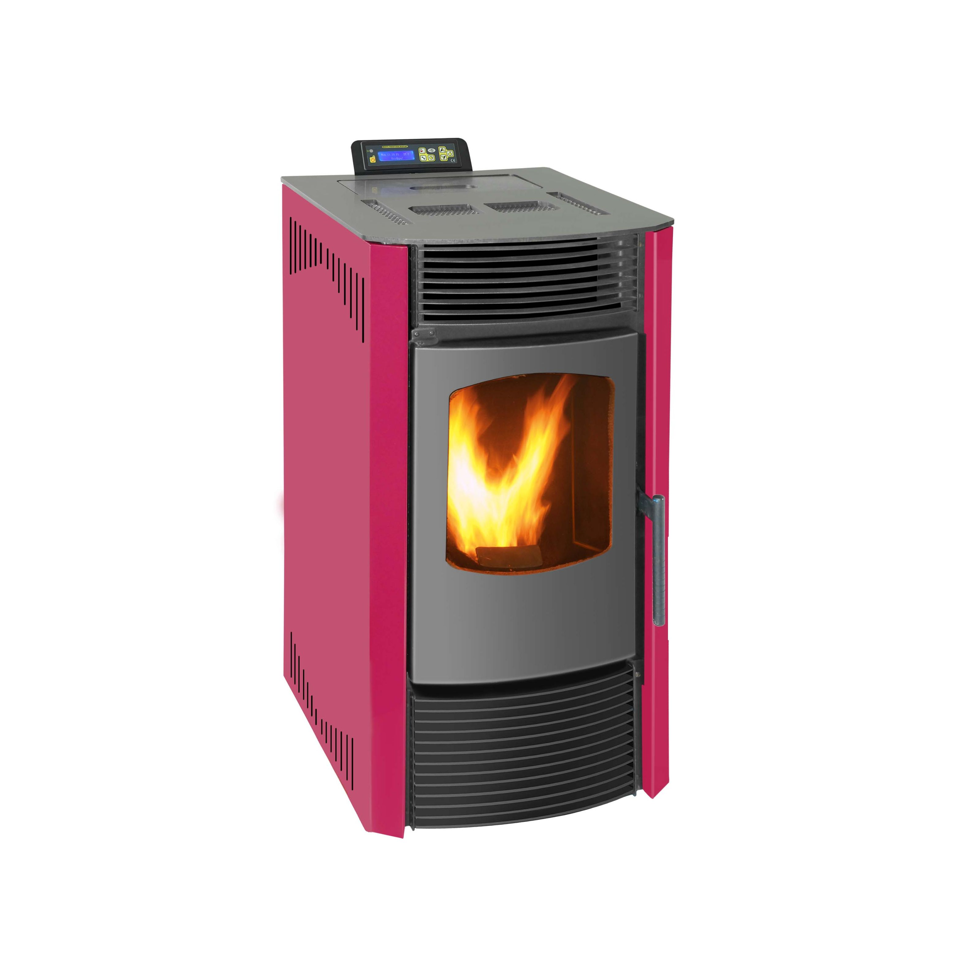 Small modern cheap small fire place, pellet burner fireplace