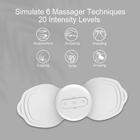High Quality New Product Neck Pain Relief Massager Wireless Massage Tens