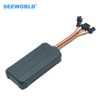 SEEWORLD S06A stop engine & light sensor car vehicle GPS Tracking Device new version GT06N TR06 with free GPS Tracking system