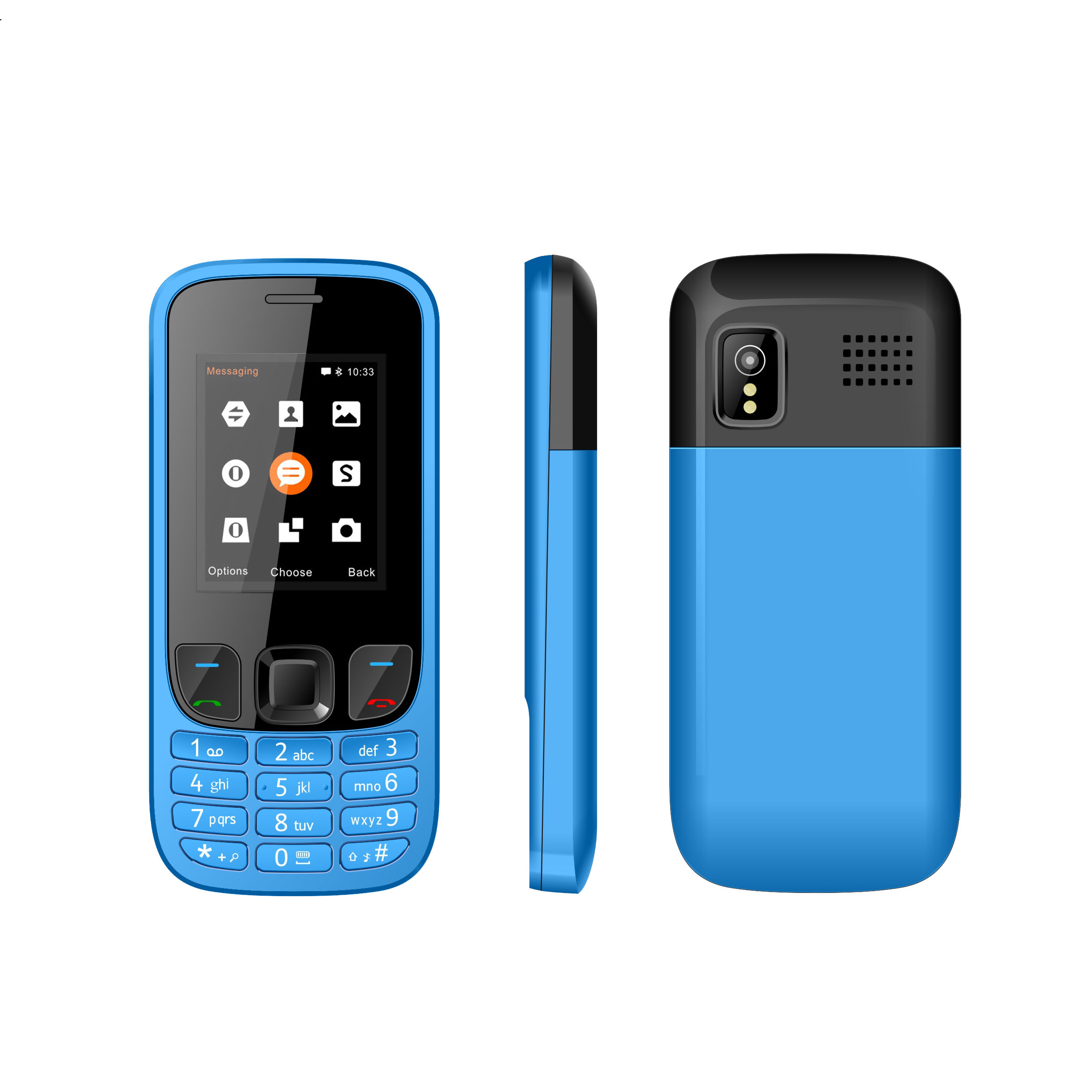 2.4inch factory cheap price chinese celular