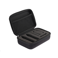 Waterproof Hard Shell EVA Carrying Travel Custom Flashlight Case with Insert and Zipper