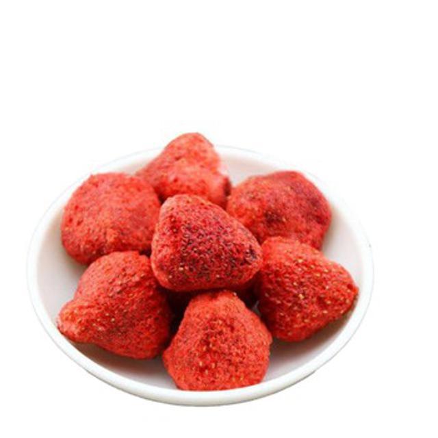 2020 melhor venda de produtos congelados frutas liofilizadas morango
