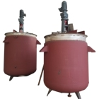 Anchor type outer half coil adhesive coating dye paint industrial agitator liquid mixer