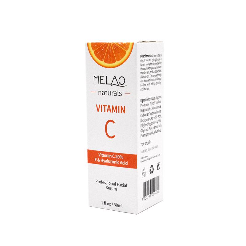 Косметический производитель Private Label антивозрастной витамин C Сыворотка для лица экстракт шиповника эссенция