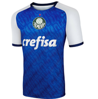 2019 2020 Wholesale cheap soccer jersey shirt camisa Palmeiras Third away Camisa jersey