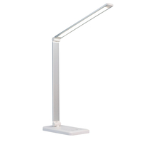 2020 Newest LED Desk Lamp with Qi Wireless Charging table night light Bedside lamp and 5V2A USB Charging Port For Phone