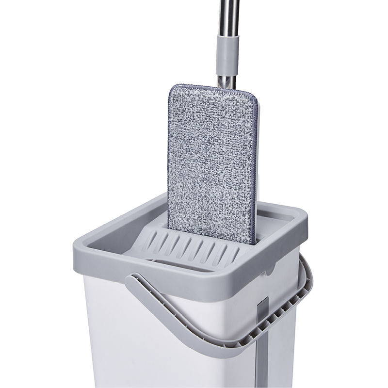 Flat Quick Clean Mop 360 microfiber Telescopic Floor duster Cleaning water squeeze Mop bucket with Home dry and wet mop