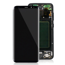 Montage Lcd-scherm Met Touch Screen Glas Digitizer voor <span class=keywords><strong>Samsung</strong></span> <span class=keywords><strong>Galaxy</strong></span> S8 <span class=keywords><strong>S9</strong></span> S7 S6 S10 Display