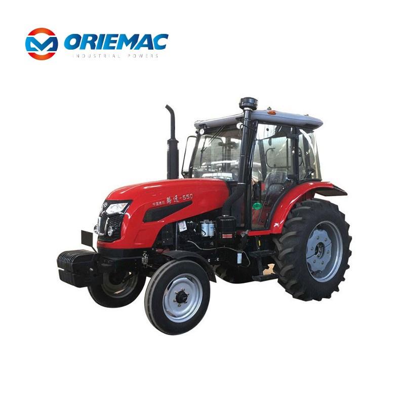 China 90HP 4WD dos tractores agrícolas Trator (FM904