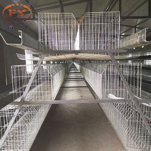 egg chicken layer cage price and chicken egg layer cage for chicken farm in fiji