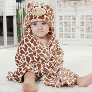 wholesale super soft 100% polyester coral fleece Leopard baby blanket
