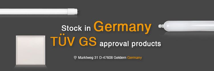 Stock in Germany -GS TUV Fast Delivery UGR<19 Flicker free LED Panel light 60x60 led panel