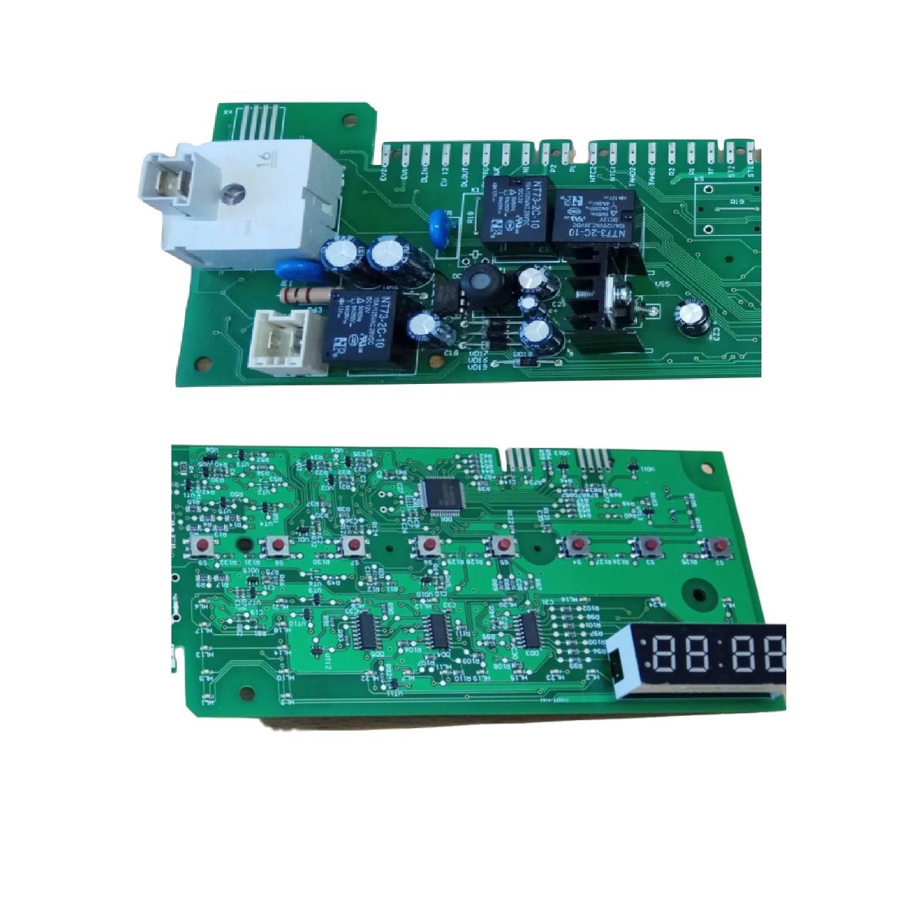 Drum washing machine control board Provide PCBA assembly service