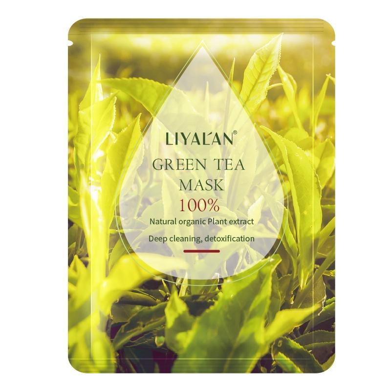 Private label facial mask anti-wrinkle Whitening moisturizer Nourishing face sheet mask