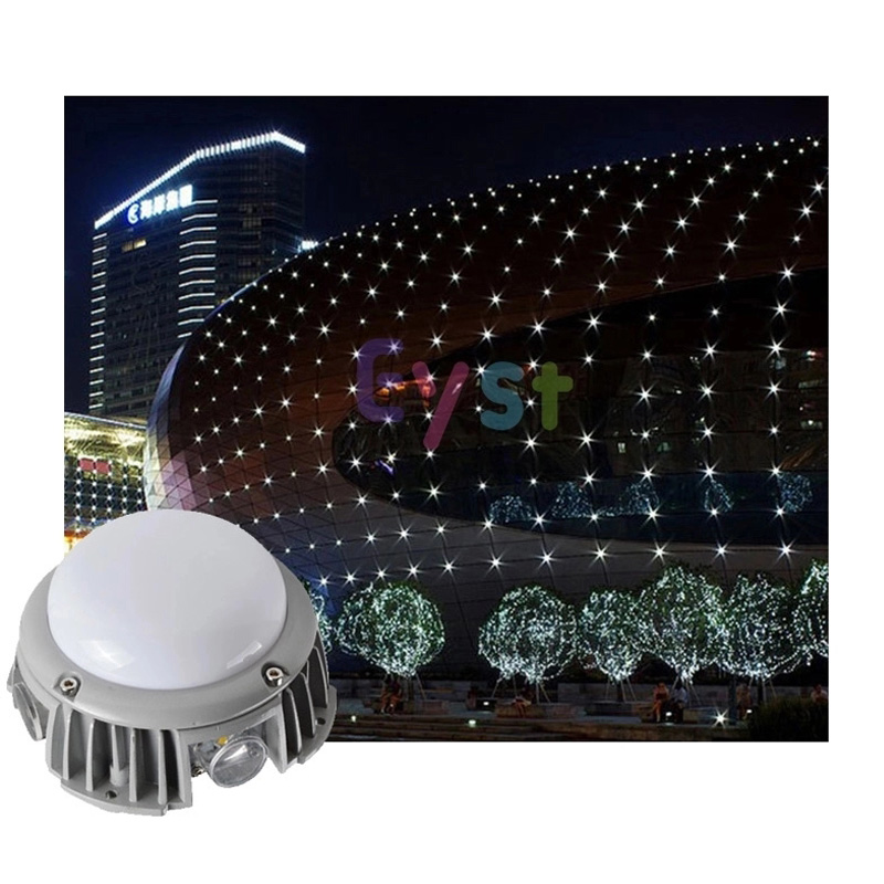 50mm 100mm ball led digital pixel lights for decoration lighting led point source light