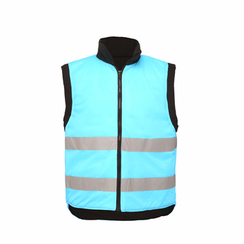 Hot Selling Yellow/Orange Safety Vest Wholesale Reflective Vest High Quality Safety Hi Vis Vest