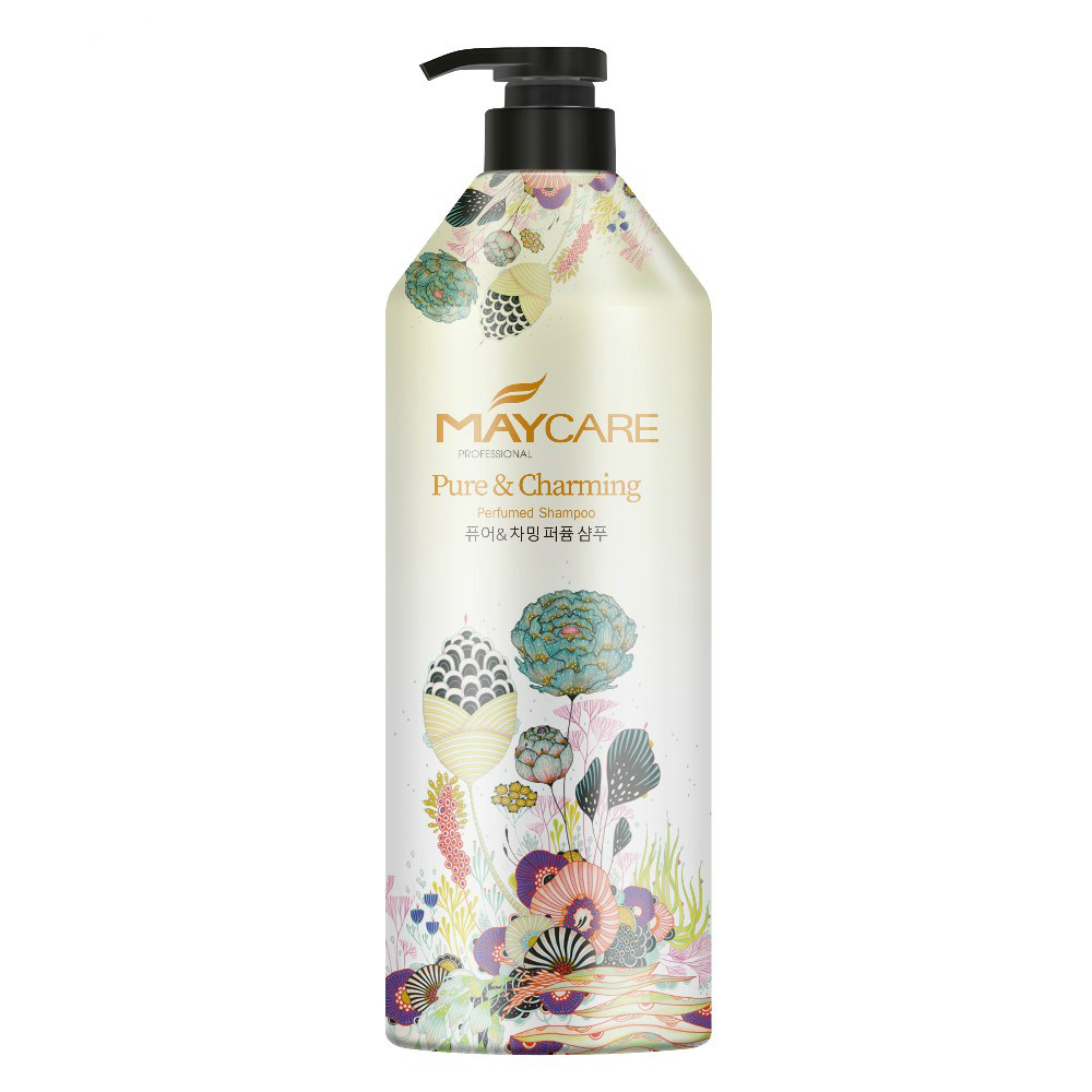 for dry and damage hair fruits rich proteins shampoo with no oil containing keratin elastin shampoo