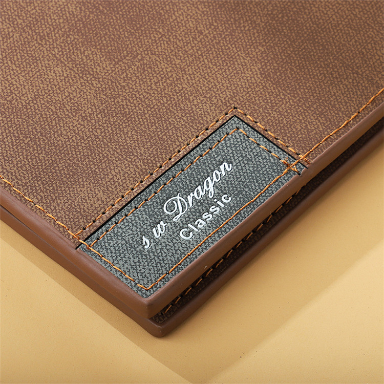 Hot Sale Fashion Men Wallets Quality Small Design Wallet Casual Short Style Credit Card Holder Purse